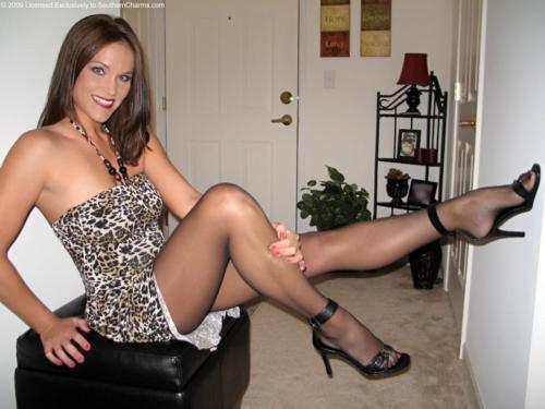 hot wife in heels