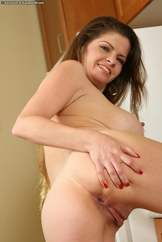 ; Ass Big Tits Brunette Mature Pussy