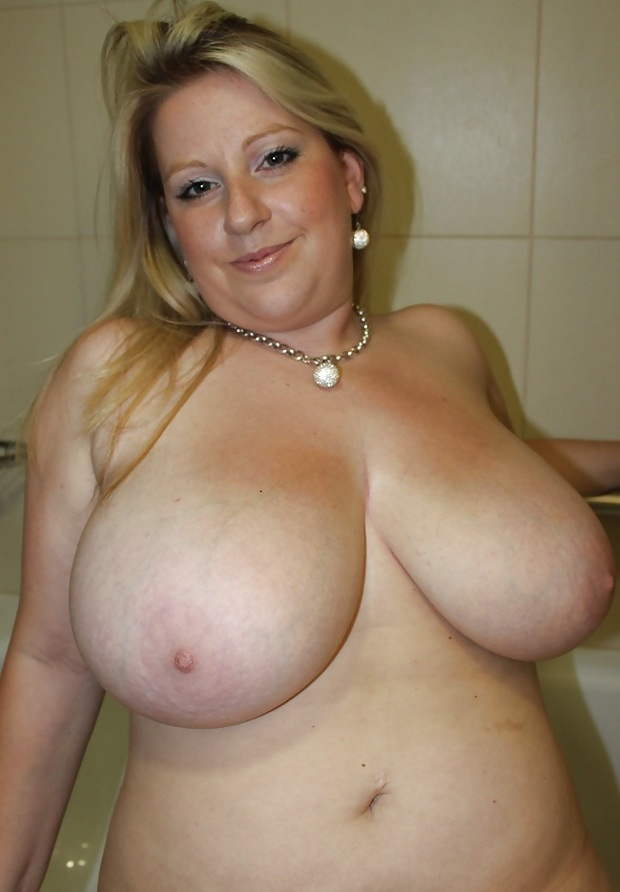 Real big tits amateur
