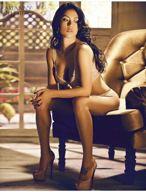 Arianny Celeste - FHM Philippines   Athleticka; Asian