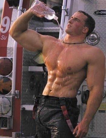 fireman; Men