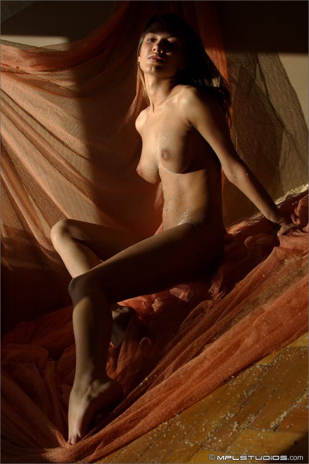 ...; Babe Brunette Hot Petite