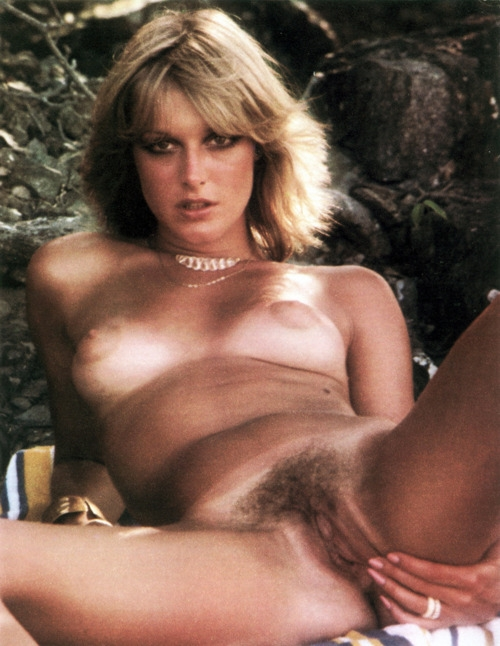Jane Hargrave, Penthouse Magazine 1978 - Vintage Girls Rock; Outdoor Vintage Unshaven