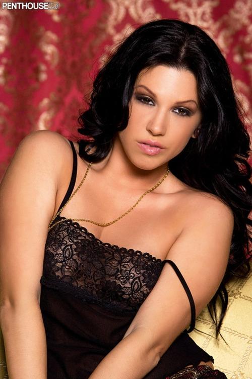 Sexy Portraits - Roxy Deville; Babe Brunette