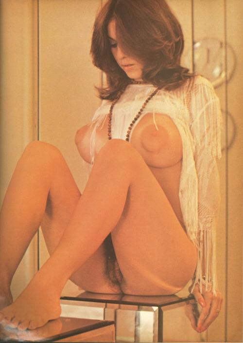 Large Areola Babe; Big Tits Vintage