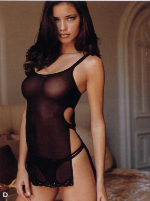 Adriana Lima See Nude Photos 39