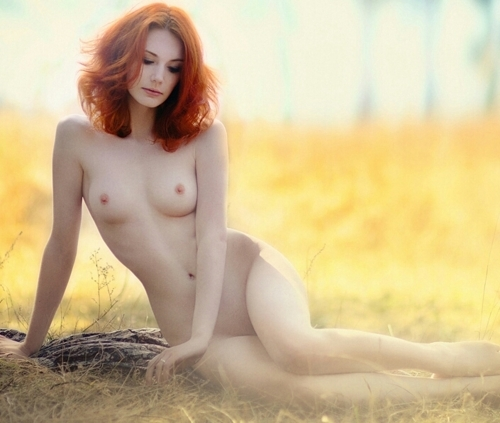 Redheads Tumblr Post Pale Skin Redhead Nude In The