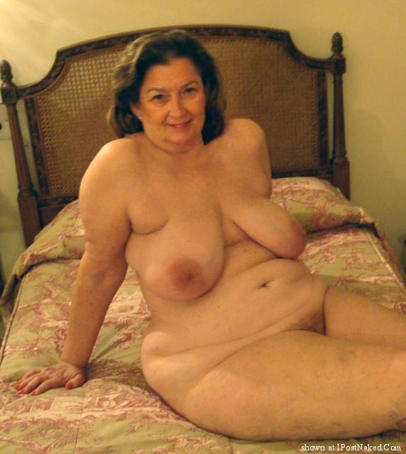 Older bbw with big tits that would