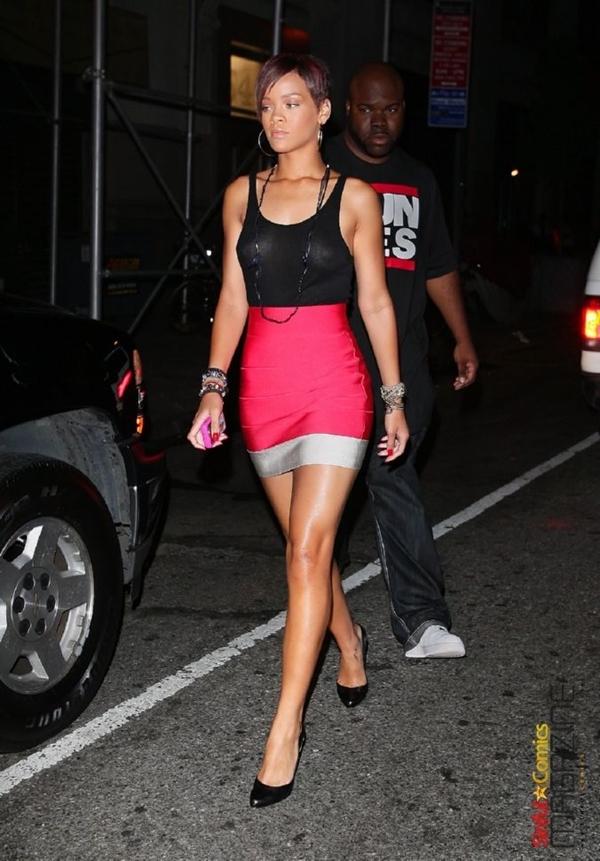...; Celebrity Rihanna